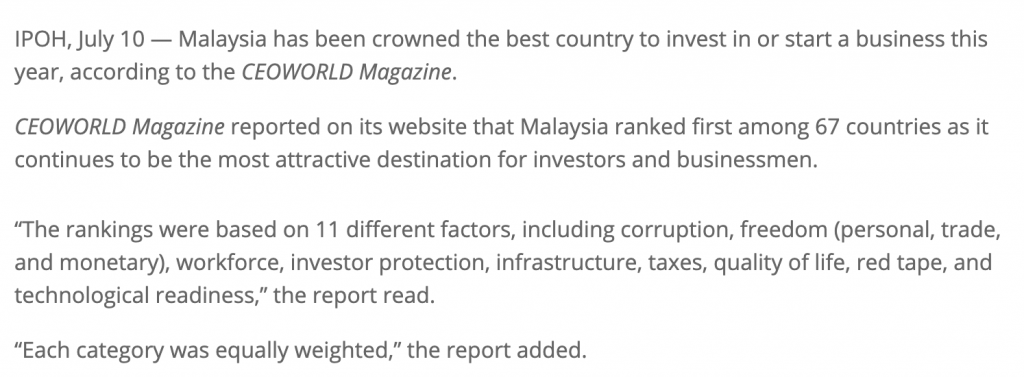 malaysia-best-country-to-invest-2019-news-klcc-project