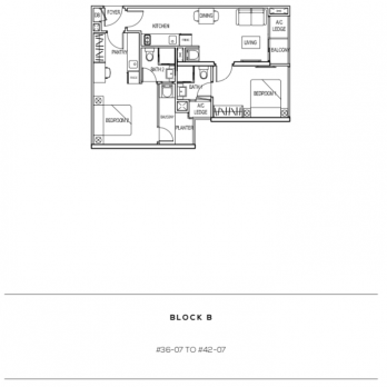 the-luxe-by-infinitum-klcc-layout-plan-Type-A2-675-sq-ft