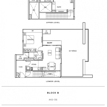 the-luxe-by-infinitum-klcc-layout-plan-Type-p1(a)-1035-sq-ft